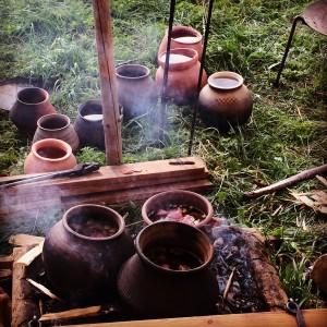 Kochstelle Haithabu