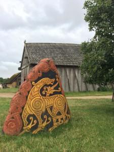 Runenstein in Ribe